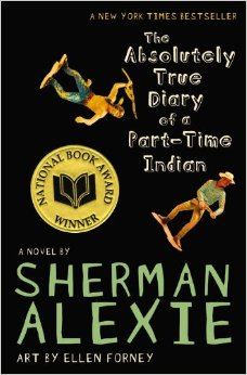 true diary of part time indian
